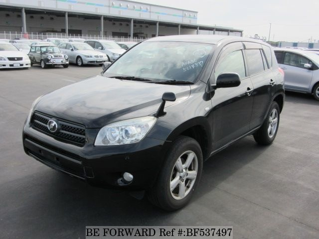 2007 toyota rav4 g dba aca36w usados en venta bf537497. Black Bedroom Furniture Sets. Home Design Ideas