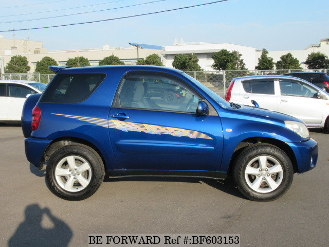 used 2003 toyota rav4 x g package ua zca25w for sale bf603153 be forward. Black Bedroom Furniture Sets. Home Design Ideas